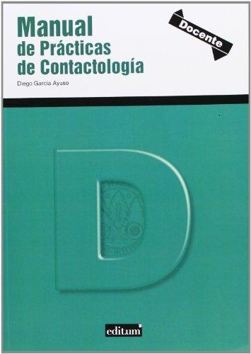 9788415463337: Manual de prácticas de contactología