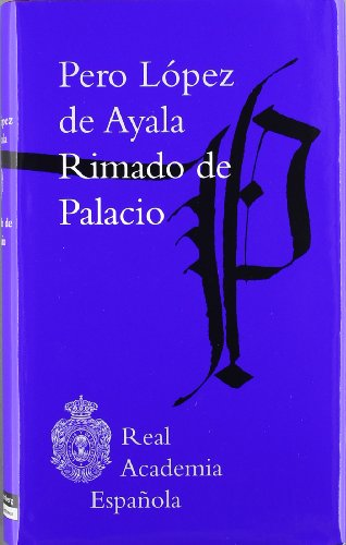 9788415472018: Rimado de palacio