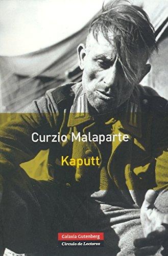9788415472025: Kaputt (Rústica)