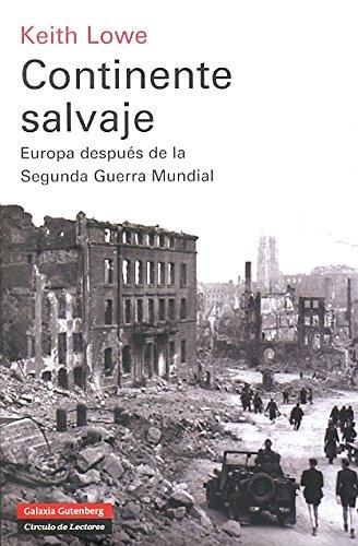 9788415472124: Continente Salvaje (Historia)