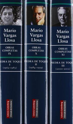 9788415472469: Piedra de Toque I, II y III - Obra periodística: Obras completas. Vol. IX, X, XI