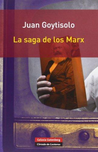 9788415472827: La Saga De Los Marx (Rústica)
