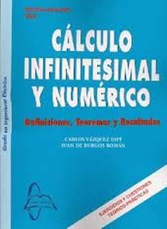 9788415475019: Calculo infinitesimal y numerico