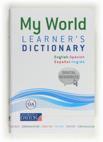 My world learner s dictionary (Paperback): Luis Aragonés Fernández,