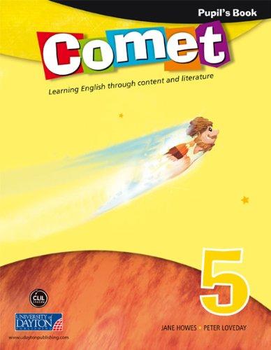 9788415478164: Comet. 5 Primary. Pupil's book