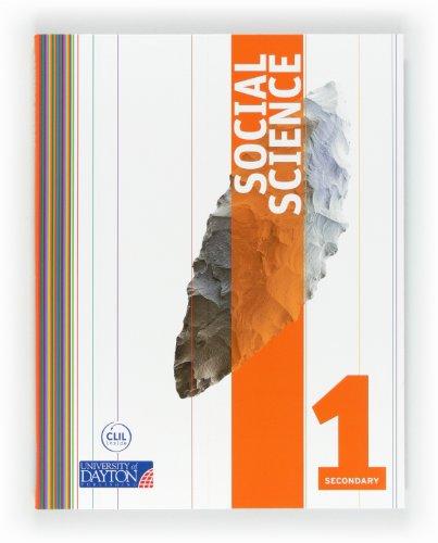 9788415478188: Social science. 1 Secondary