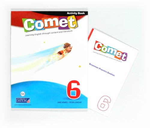 9788415478331: Comet. 6 Primary. Activity book - 9788415478331