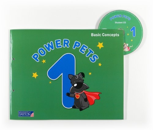 9788415478683: Power Pets 1. Basic concepts - 9788415478683