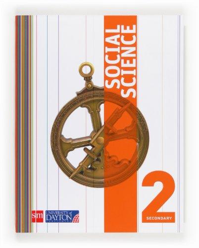 9788415478782: Social science. 2 Secondary
