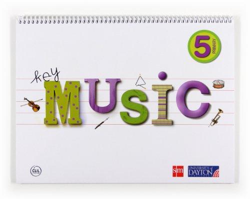 9788415478805: Music. 5 Primary. Key - 9788415478805