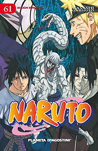 9788415480600: Naruto 61