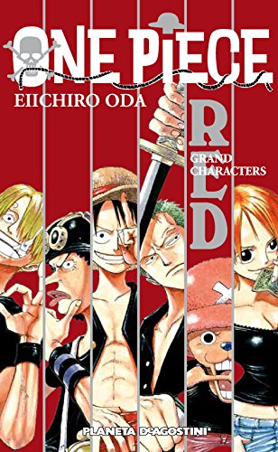 One Piece Guía RED: Eiichiro Oda
