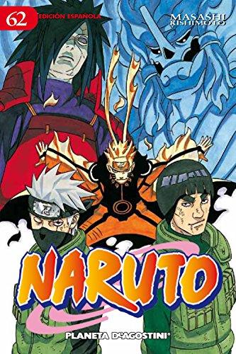 9788415480761: Naruto nº 62