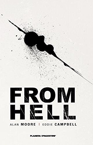 From Hell (Nueva edición) (Trazado): Alan Moore; Eddie