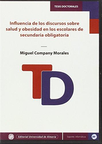9788415487715: INFLUENCIA DE LOS DISCURSOS SOBRE SALUD Y OBESIDAD EN LOS ES