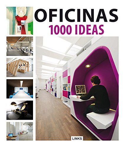 9788415492214: Oficinas 1000 ideas