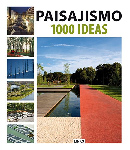 9788415492665: Paisajismo. 1000 Ideas