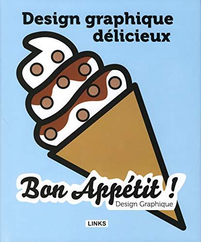 Design graphique délicieux, bon appétit !