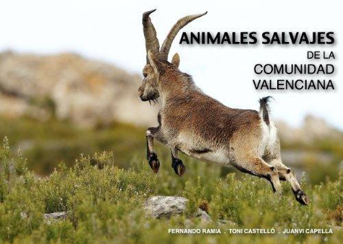 9788415496120: Animales Salvajes de la Comunidad Valenciana