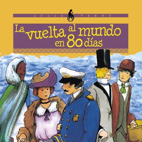 9788415497530: La Vuelta Al Mundo En Ochenta Días (Infantil Y Juvenil - Cuentos Infantiles)