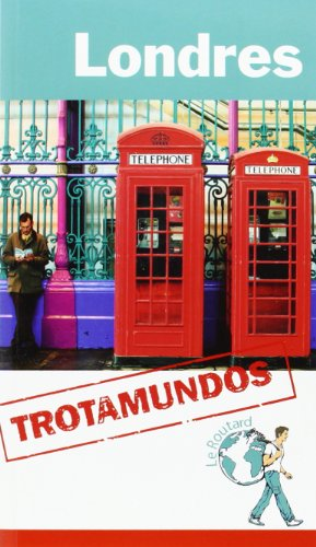 9788415501398: Londres (Trotamundos - Routard)