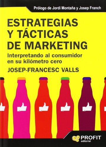 9788415505235: Estrategias y tacticas de marketing (Spanish Edition)