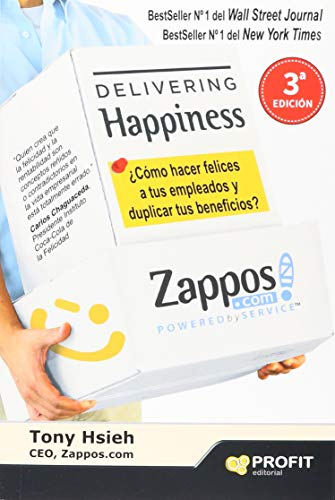 9788415505419: Delivering Happines (Spanish Edition)