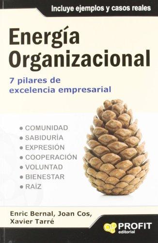 9788415505525: Energía organizacional (Spanish Edition)