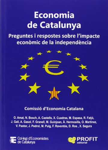 9788415505556: Economia De Catalunya