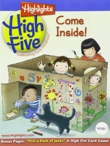 9788415506133: High Five Ting. Vol. 1-5, Come inside!