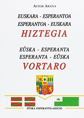 Hiztegia euskara-esperantoa esperantoa-euskara: Arana, Aitor