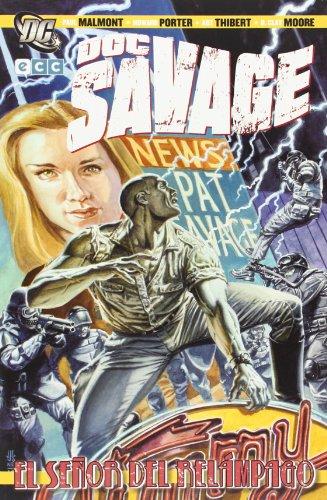9788415520337: Doc Savage: El Señor del Relámpago