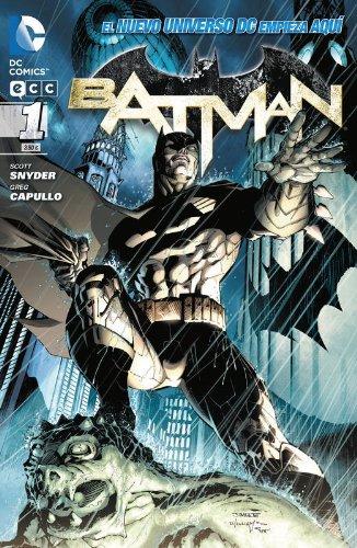 9788415520573: Batman núm. 01 (Batman (Nuevo Universo DC))
