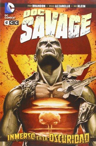9788415520856: Doc Savage: Inmerso en la Oscuridad