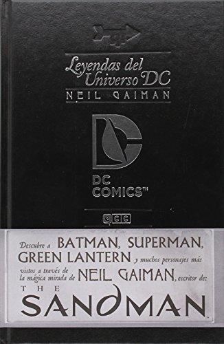 9788415520993: Neil Gaiman : Leyendas del Universo DC
