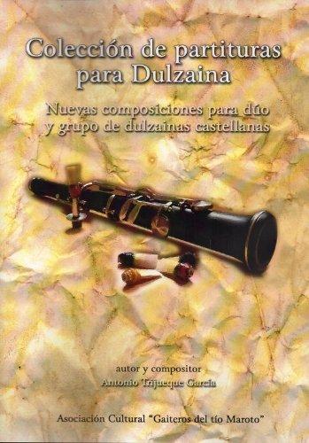 9788415537274: COLECCION DE PARTITURAS PARA DULZAINA