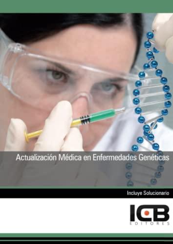 9788415540823: Actualización Médica en Enfermedades Genéticas