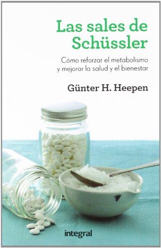 9788415541356: Las sales de Schussler (SALUD)