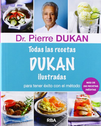 9788415541394: Todas las recetas Dukan ilustradas (Spanish Edition)