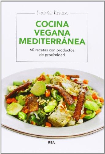 9788415541974: Cocina vegana mediterránea (ALIMENTACION)