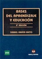 9788415550570: Bases del aprendizaje y educación