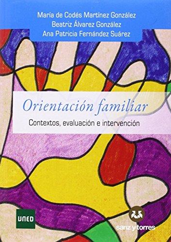 9788415550822: Orientación Familiar: Contextos, evaluación e intervención