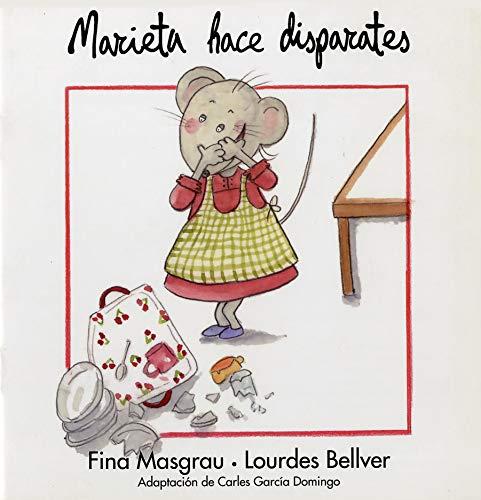9788415554226: Marieta Hace Disparates (La rata Marieta)
