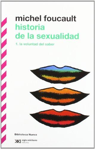 9788415555049: Historia de la sexualidad I. La voluntad de saber
