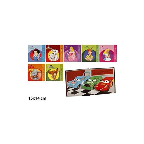 9788415557005: Disney - Cuentos mini historias modelos surtidos, , -peliculas-, 15x14cm.