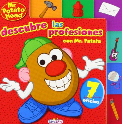 9788415557227: Mr. Potato. Descubre las profesiones