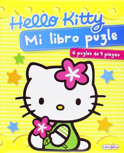 9788415557333: Hello kitty libro puzle (surtido 2 tit.)