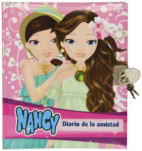 9788415557555: Nancy. Diario De La Amistad. Educar Niños