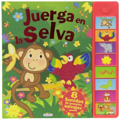 9788415557845: Juerga En La Selva - Reedición (Libros Sonoros)