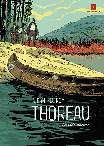 9788415578376: Thoreau. La Vida Sublime (El chico amarillo)